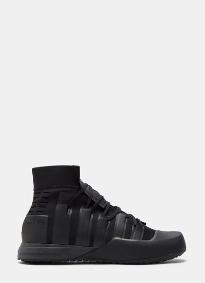 Buy Control High-Top Sneakers by Y-3 Sport men clothes online