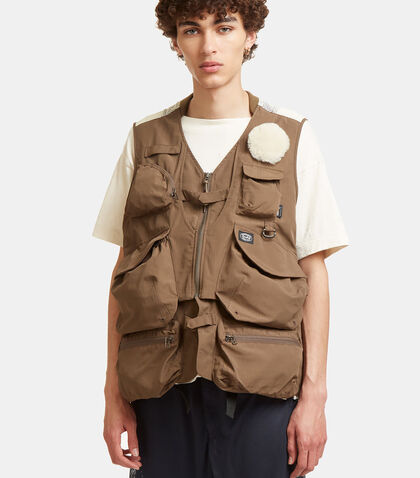 Utility Fishing Vest by Snow Peak