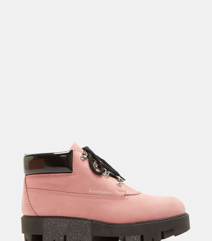 Tinne Bubble Ankle Boots by Acne Studios