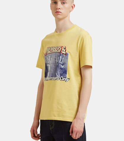 Members and Non-Members Print T-Shirt by Stella Mccartney