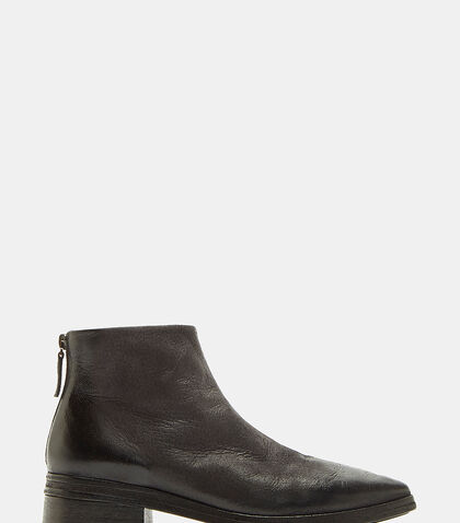 Listone Neve Leather Ankle Boots by