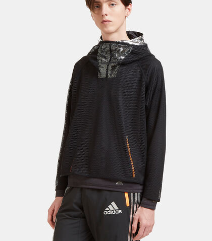 Climachill Layered Mesh Hooded Sweater by Adidas By Kolor