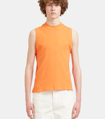 Muscle Tank Top by Eckhaus Latta