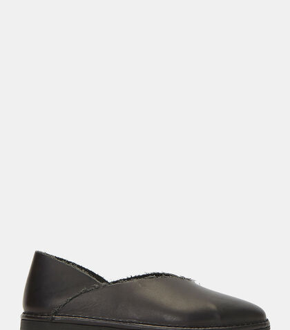 Patti Slip-On Leather Shoes by Petrucha