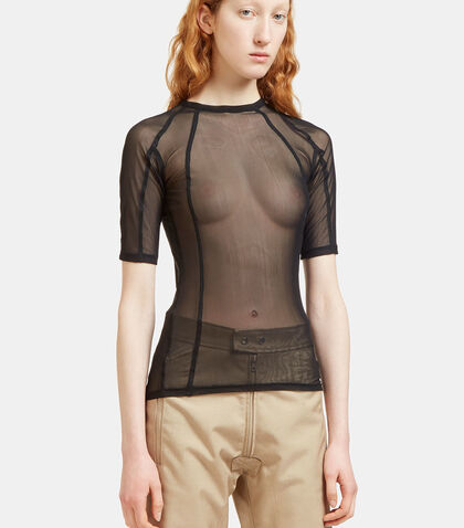 Gabor Mesh Top by GmbH