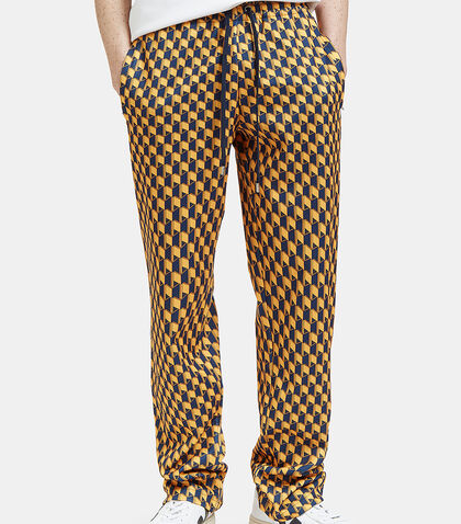 Geometric Print Technical Jersey Pants by Gucci