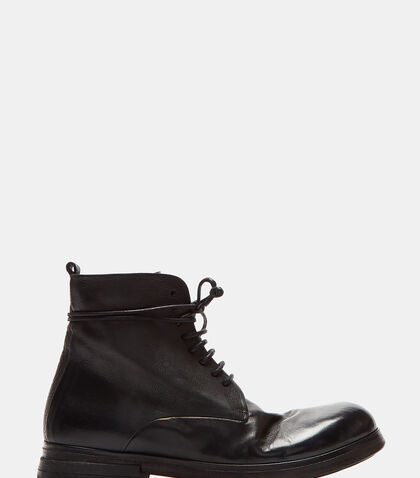 Zuccarr High Leather Boots by Marsèll