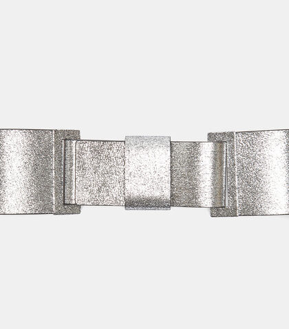 Wide Metallic Waist Belt by Marni