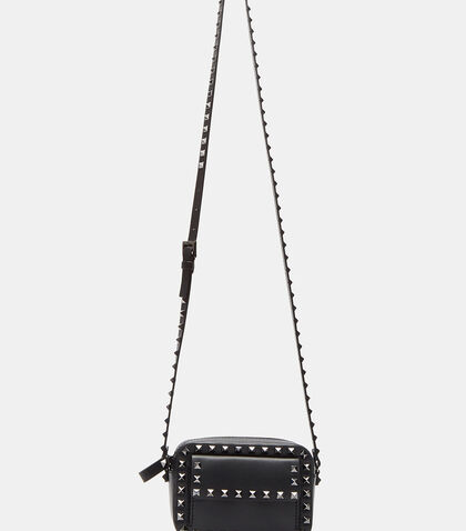 Small Rockstud Crossbody Bag by Valentino