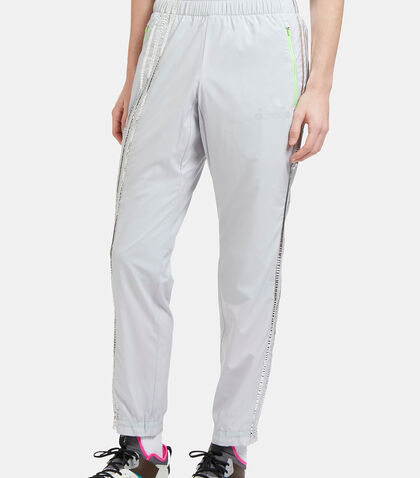 Metallic Three Striped Track Pants by Adidas By Kolor