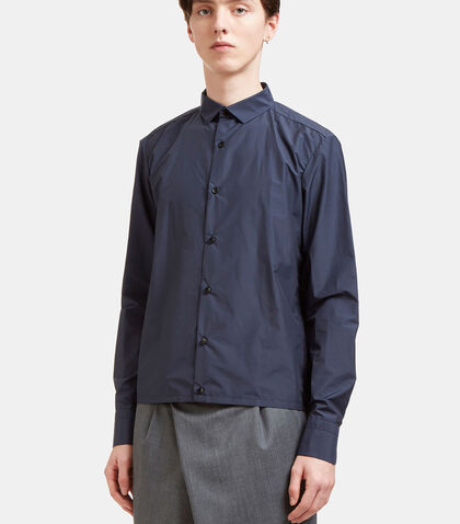 Technical Elasticated Hem Shirt by Kolor