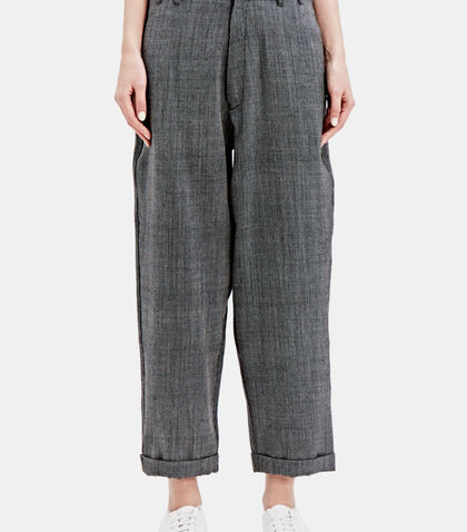 Study Tweed Hollywood Pants by Study