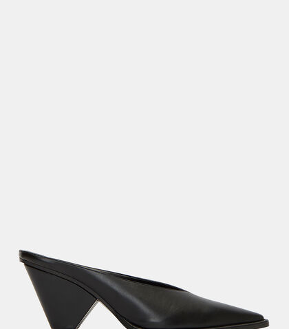 Slip-On Pointed Mules by Stella Mccartney