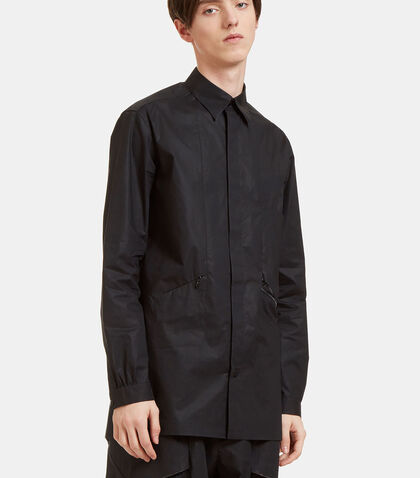 Technical Poplin Shirt by Y-3