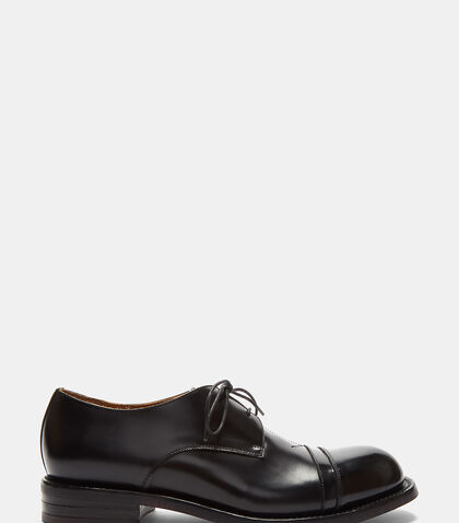 Serge Contrast Shine Derby Shoes by Acne Studios
