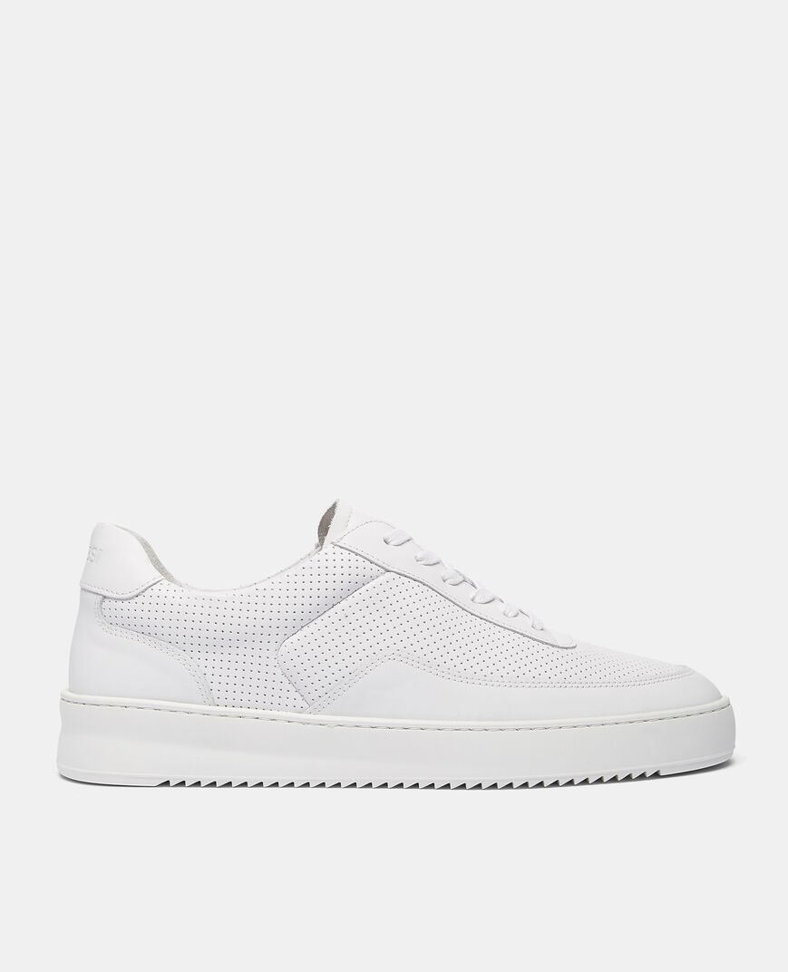 Aspesi Sneakers By Filling Pieces In White