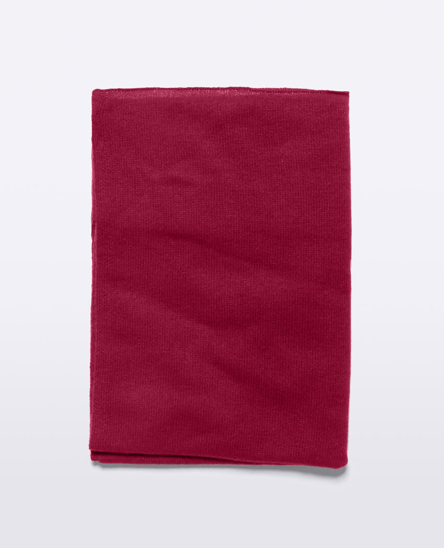 Aspesi Cashmere Scarf In Purple