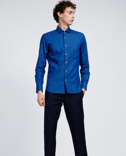 Light Denim Shirt Sem II