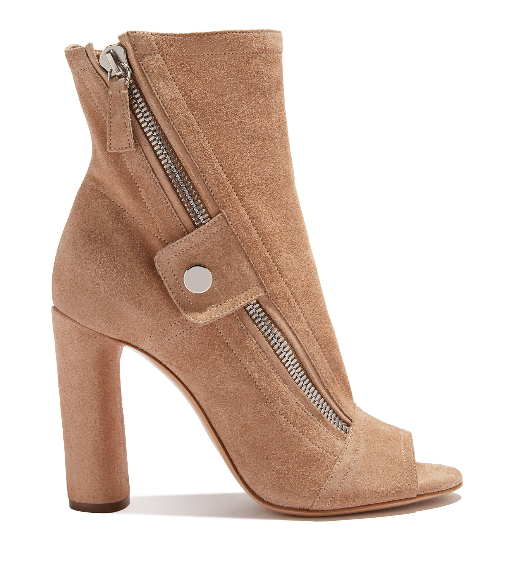 Casadei Ankle Boots - Selena Dafne Suede