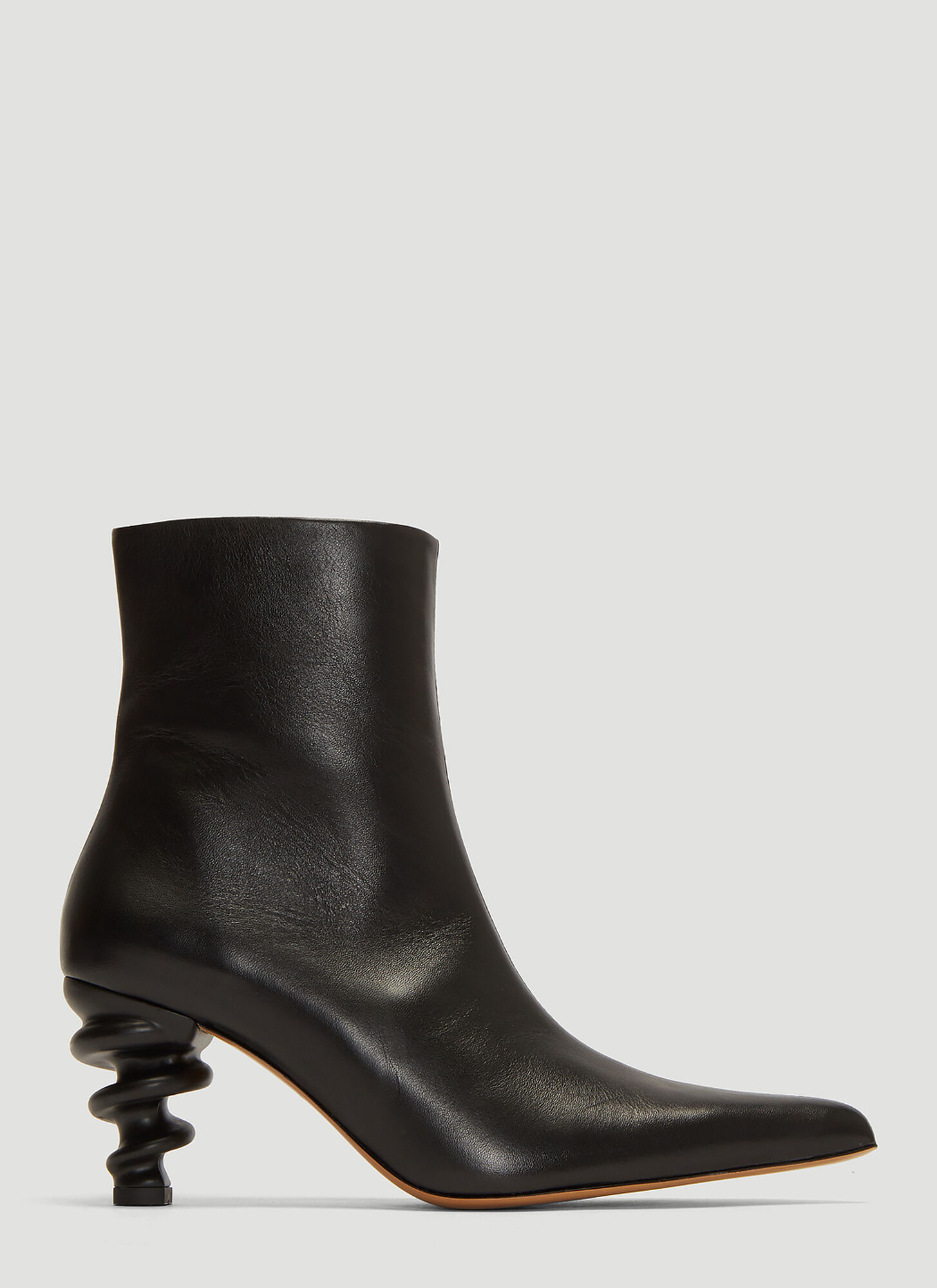 Kalda Island Boots in Black