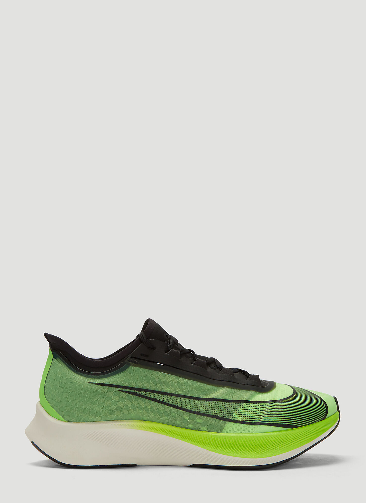 Nike Zoom Fly 3 Running Sneakers in Green