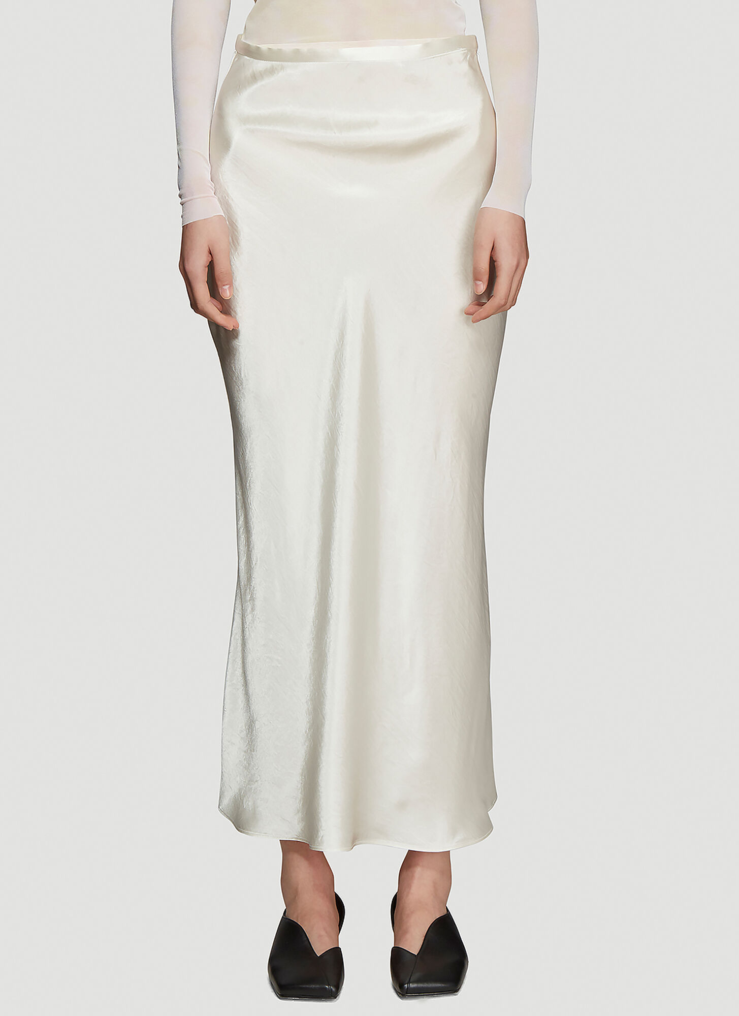 Collina Strada Yod Skirt in White