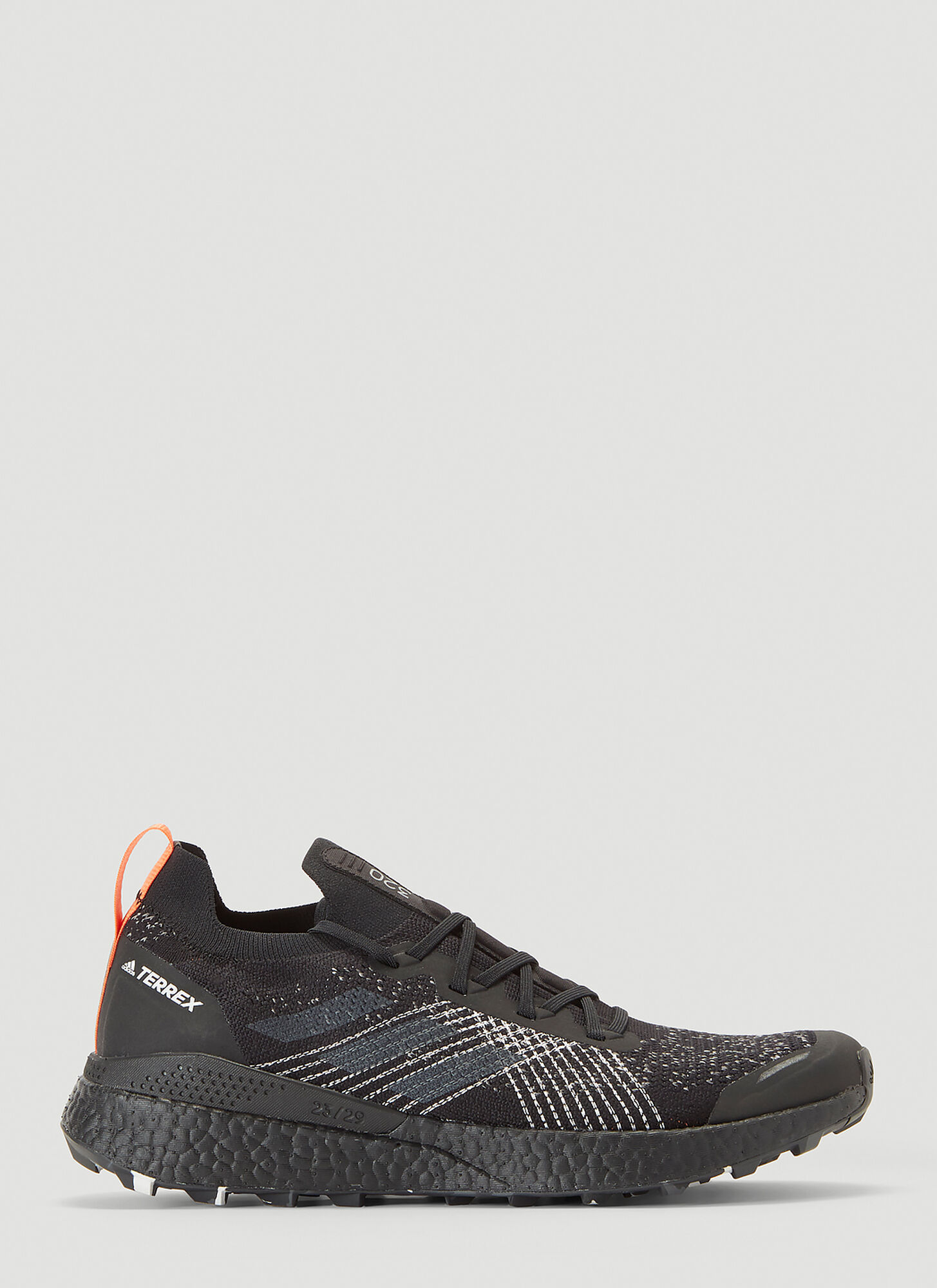 adidas Terrex Two Ultra Parley Sneakers in Black size UK - 11