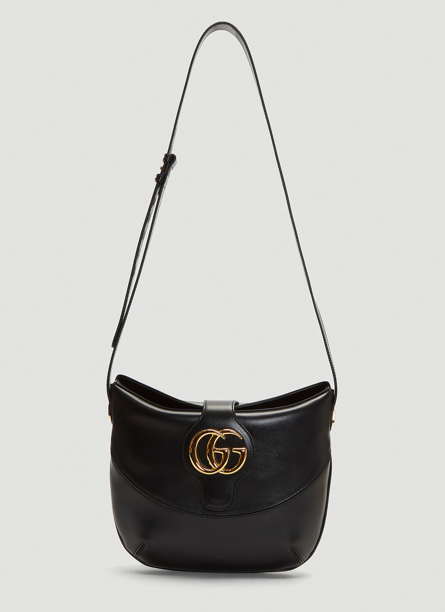 Photo of Gucci Arli Shoulder Bag in Black - Gucci Shoulder Bags
