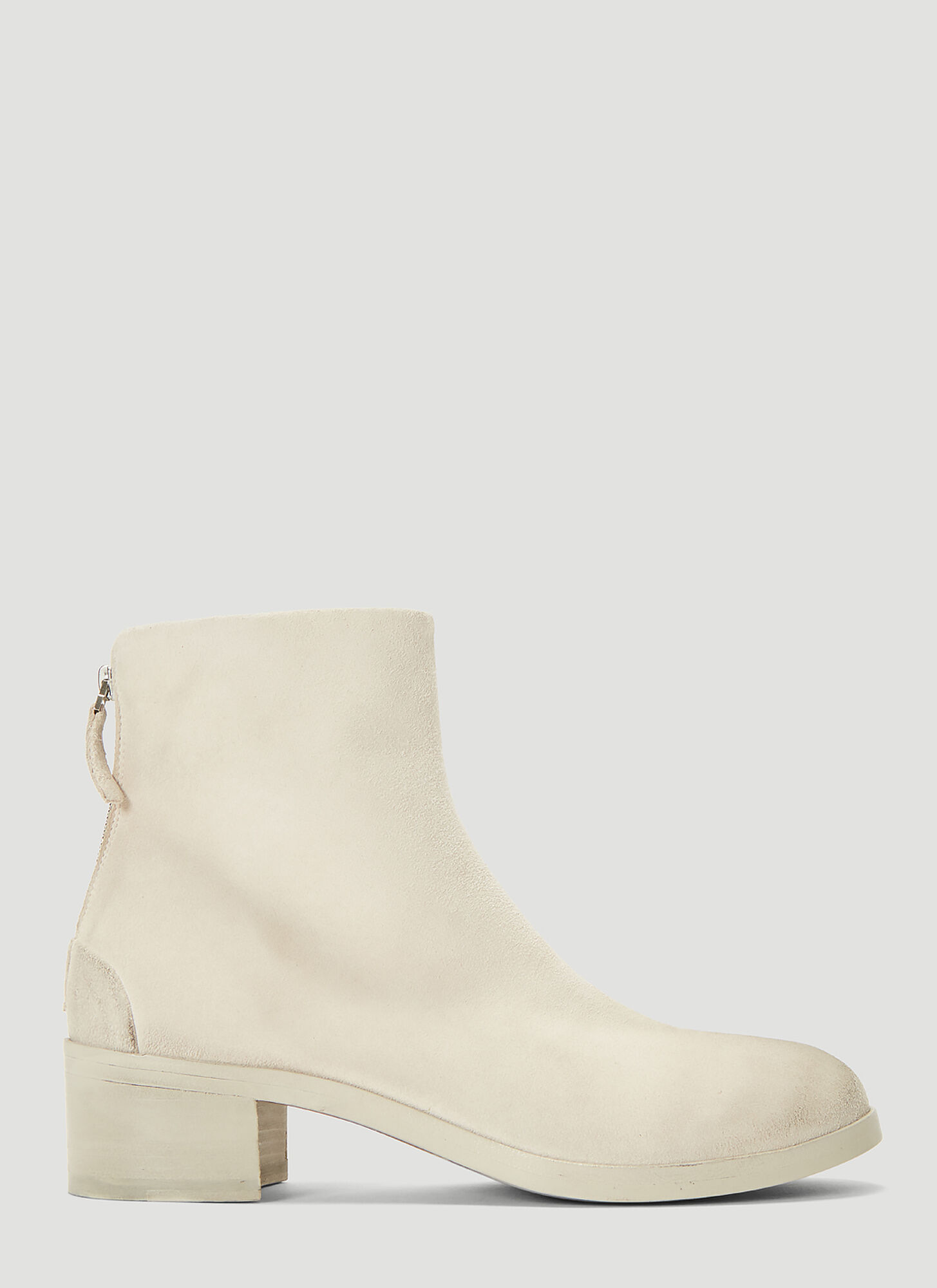 Marsell Listo Boots in White