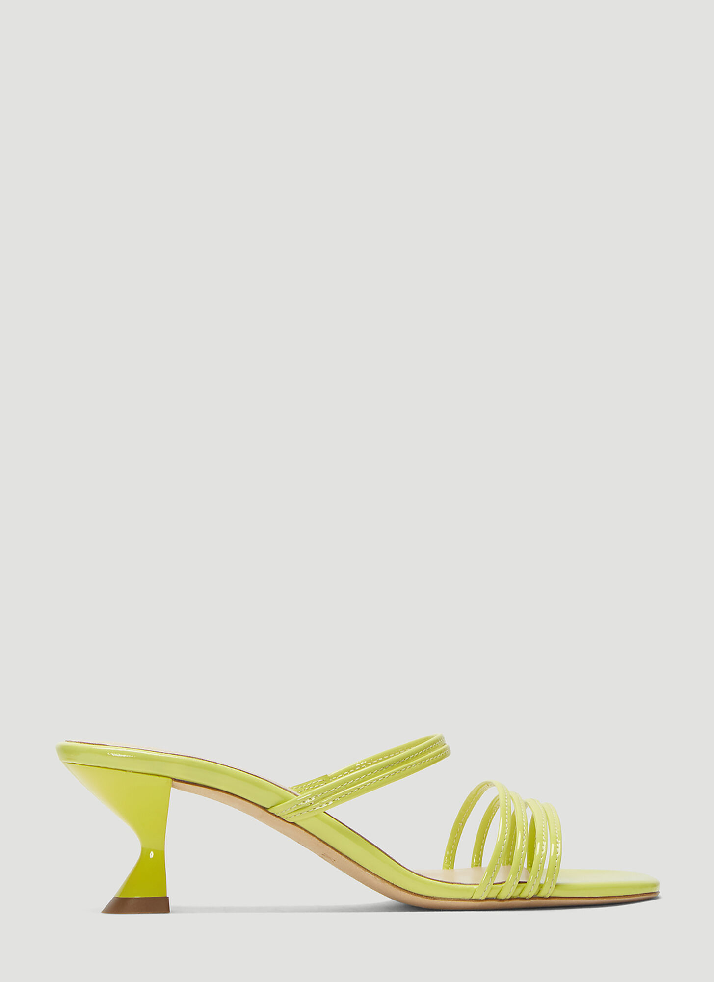 Kalda Simon Sandals in Green