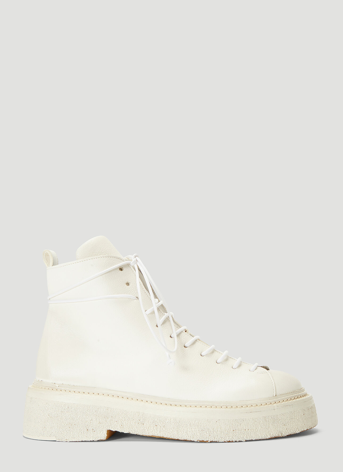 Marsell Purruccona Boots in White