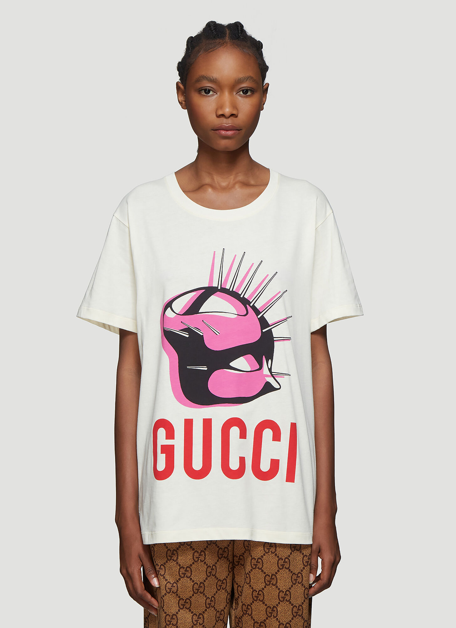Gucci Mask T-Shirt in White