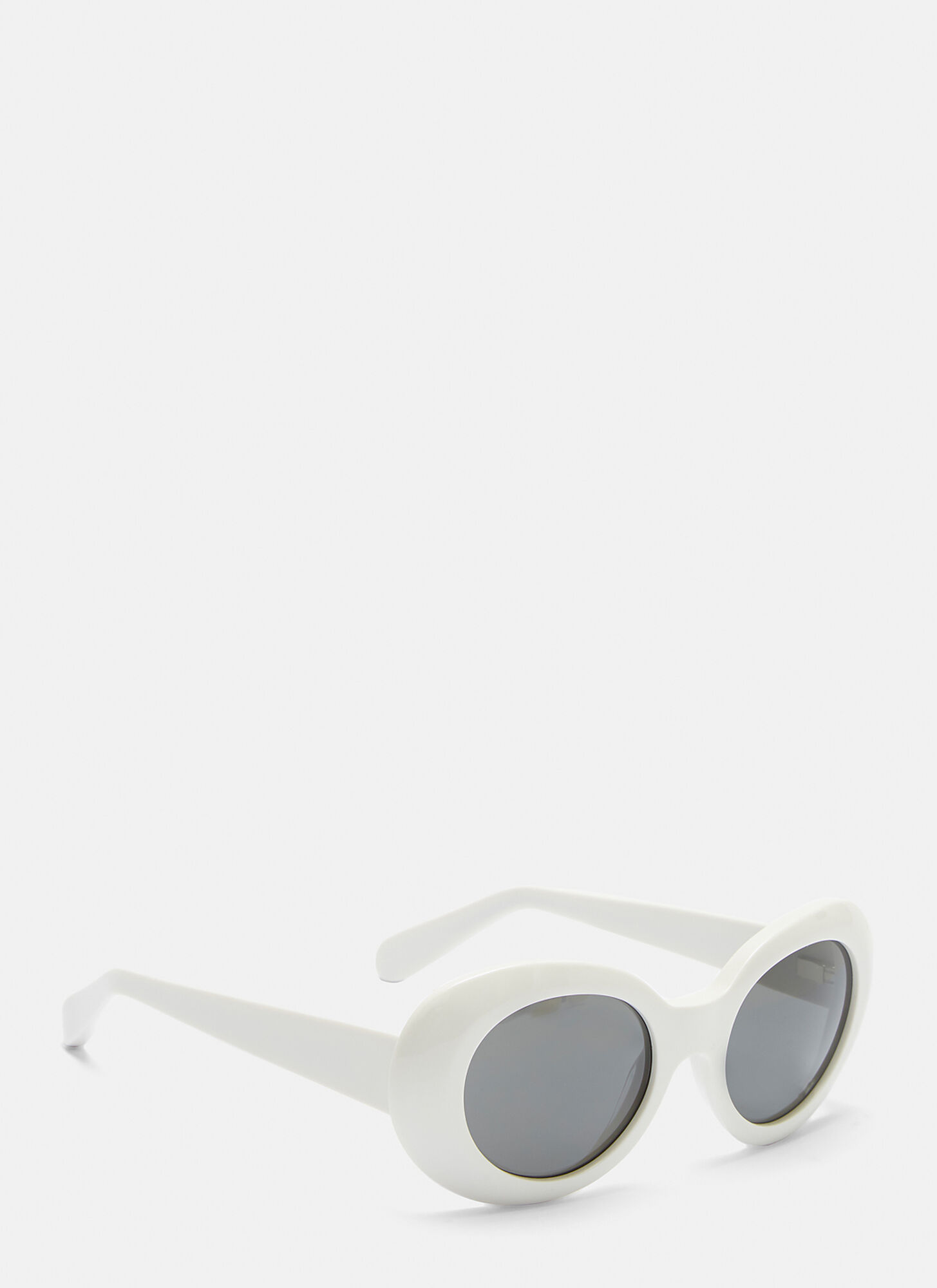 Acne Studios Mustang Sunglasses in White