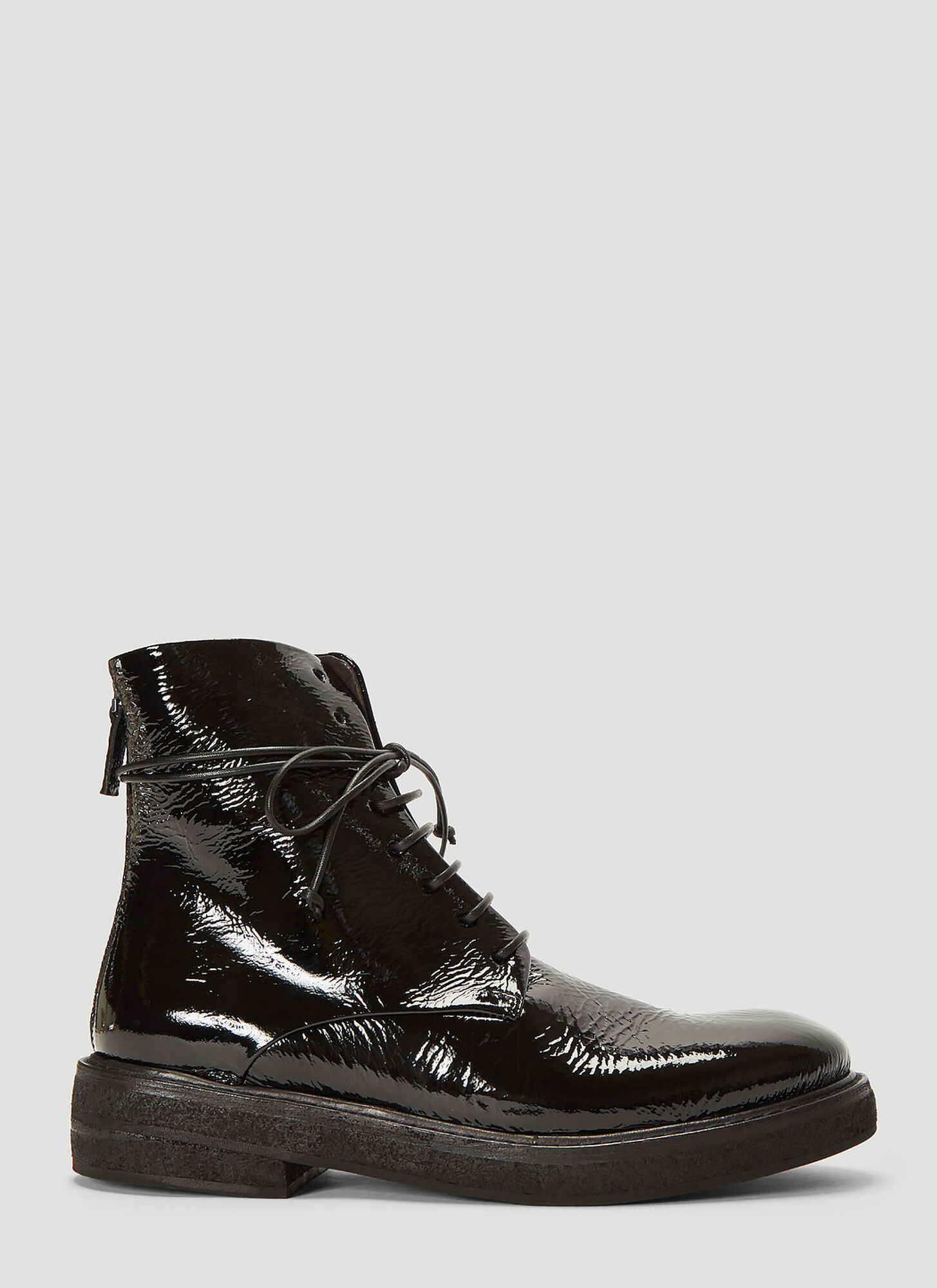 Marsell Parucca Boots in Black