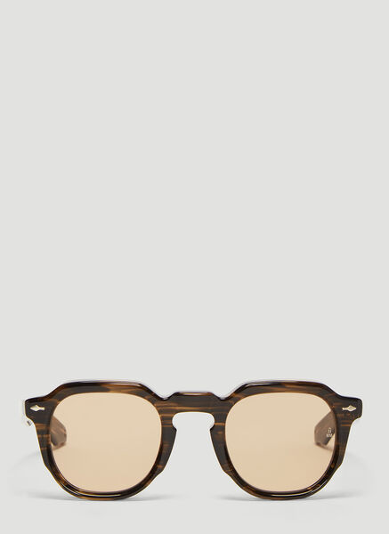 Jacques Marie Mage Sunglasses RIPLEY SUNGLASSES IN ASH