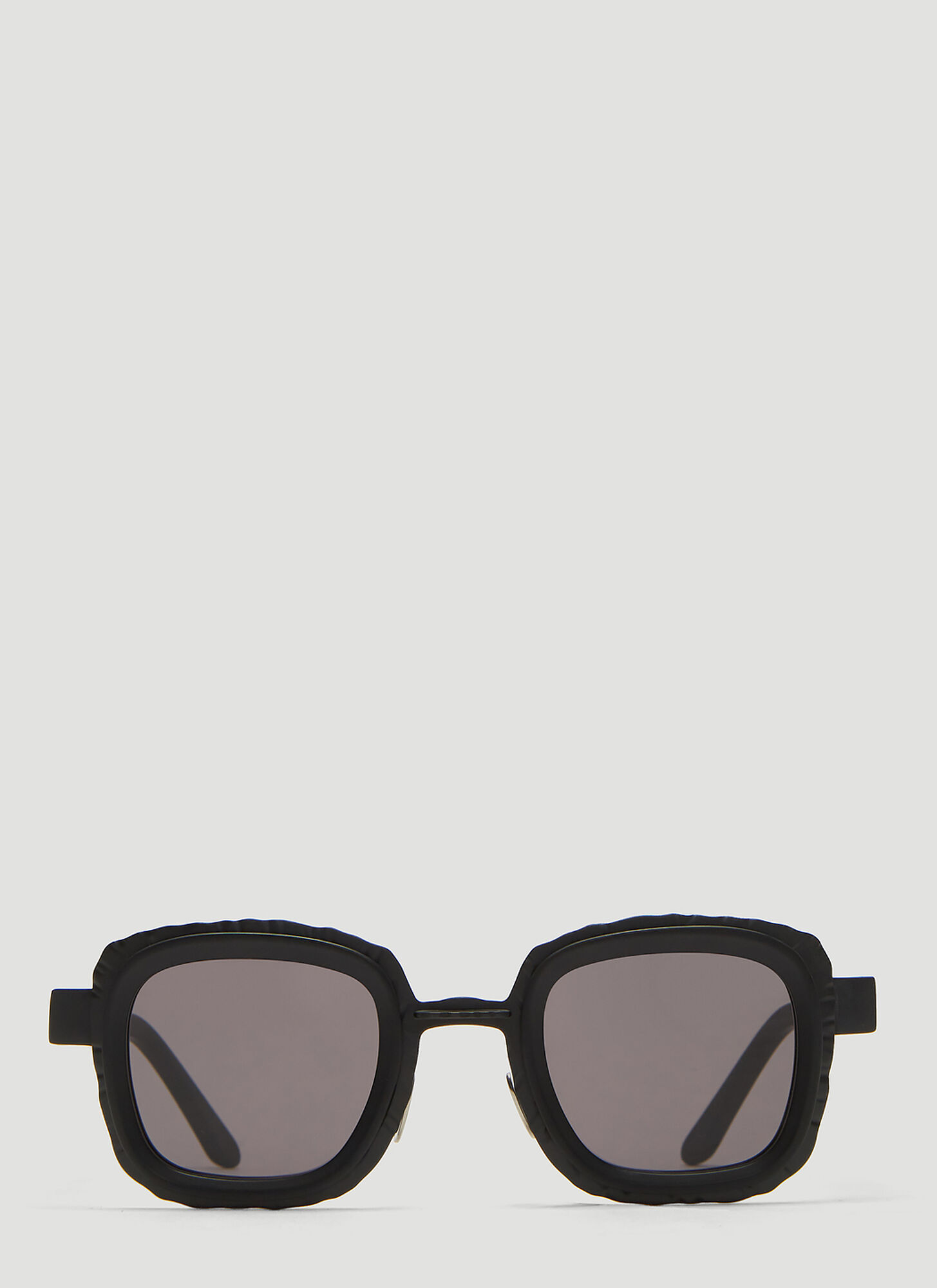 Kuboraum Z8 Square Sunglasses in Grey