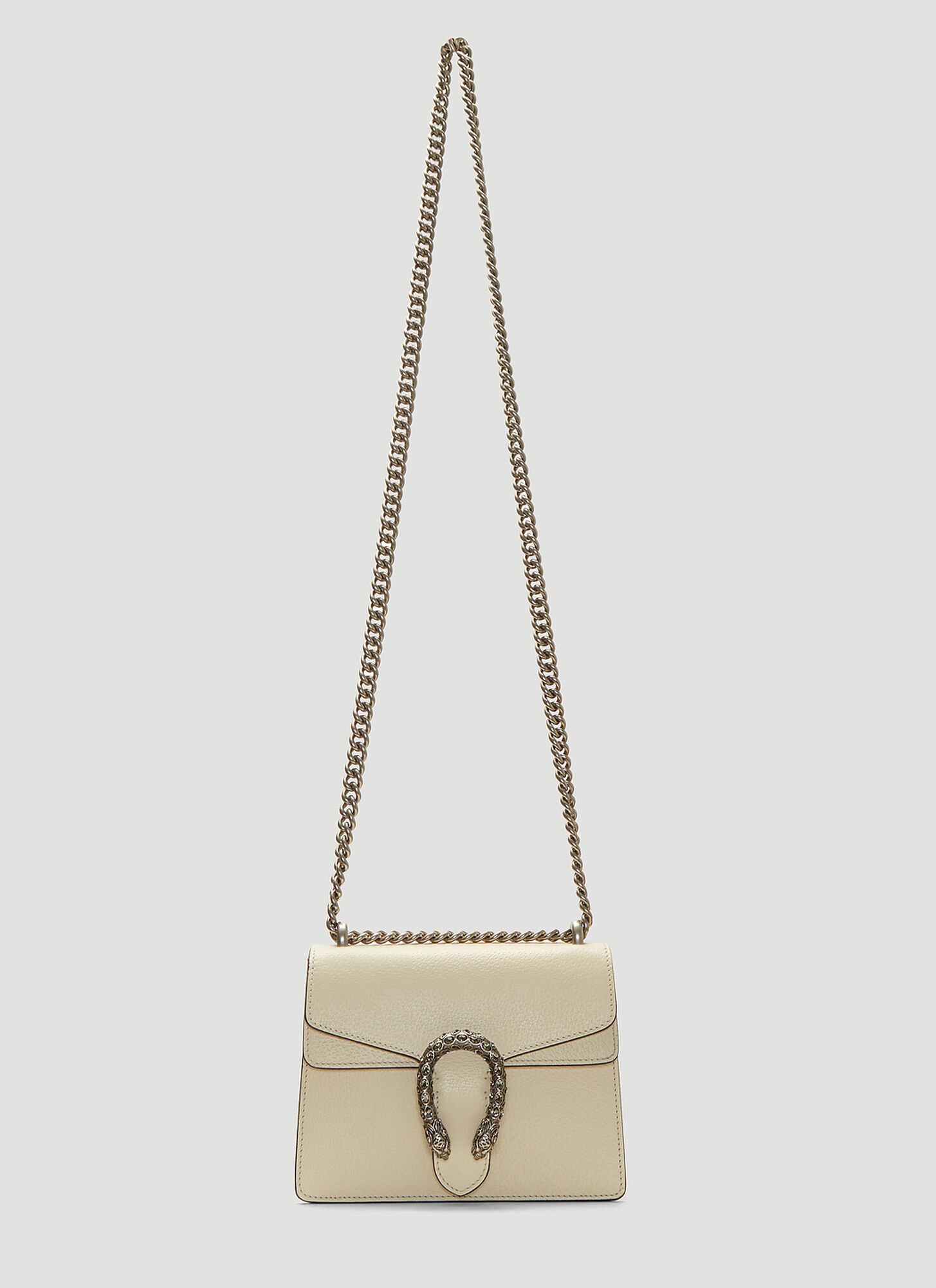 Gucci Dionysus Shoulder Bag in Beige
