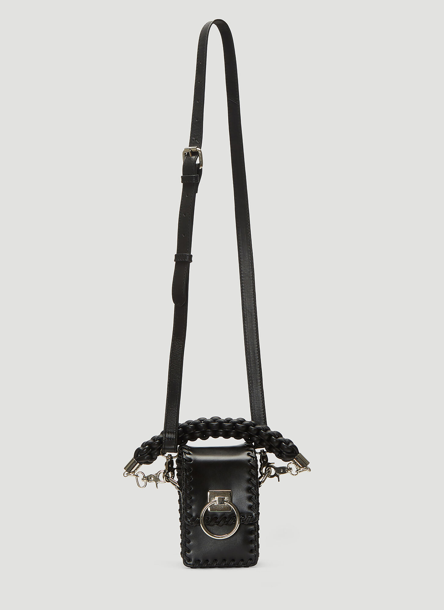 Oberkampf Mini Shoulder Bag in Black