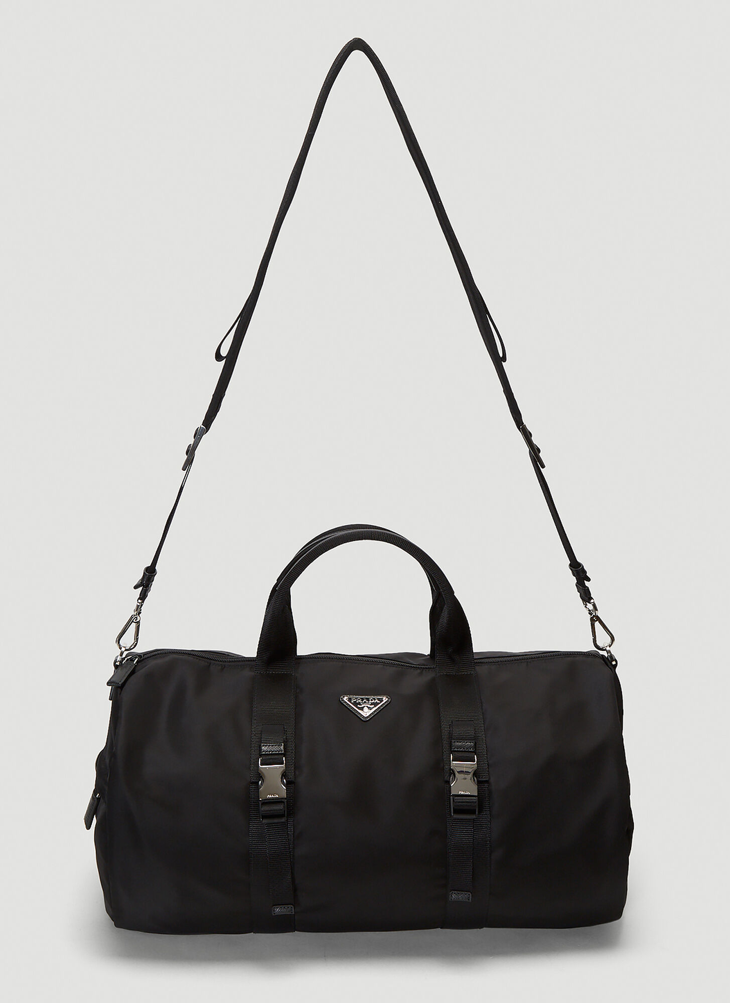 Prada Duffle Bag in Black size One Size