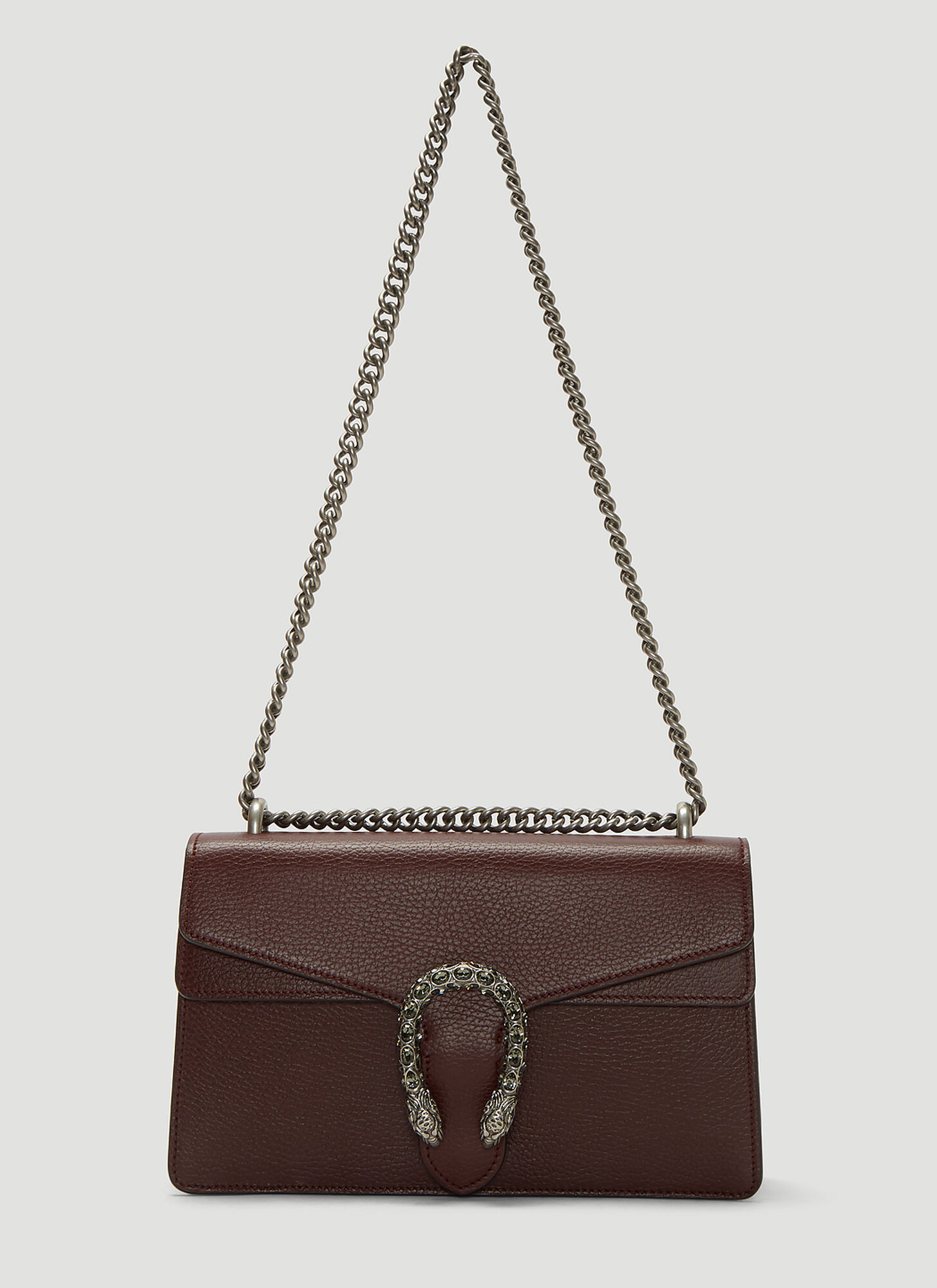 Gucci Dionysus Shoulder Bag in Burgundy