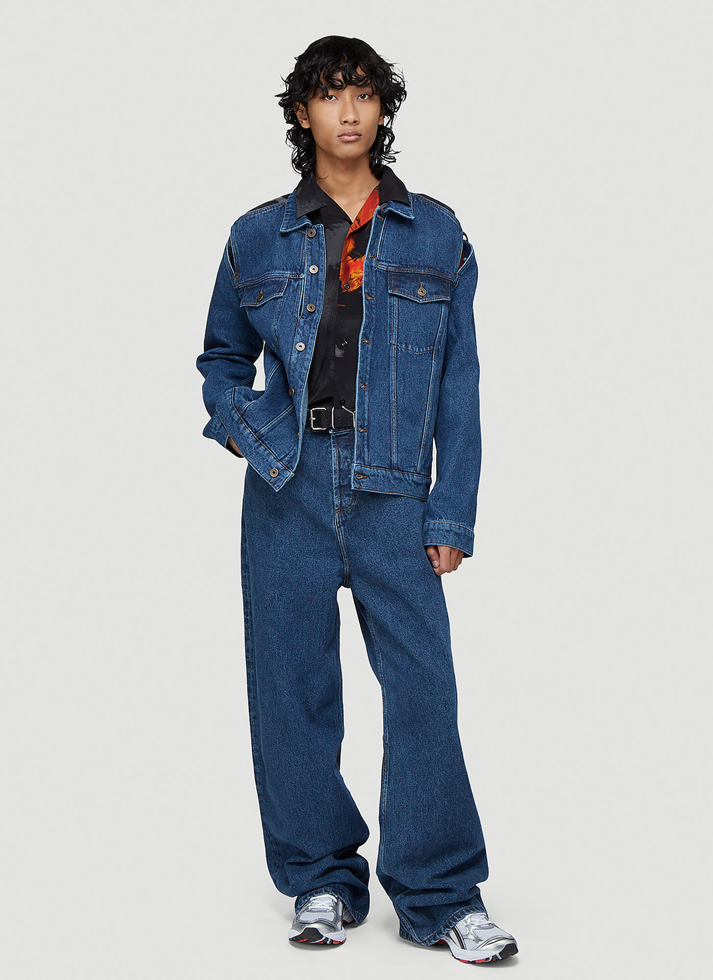 Y/Project Classic Peep Show Jeans