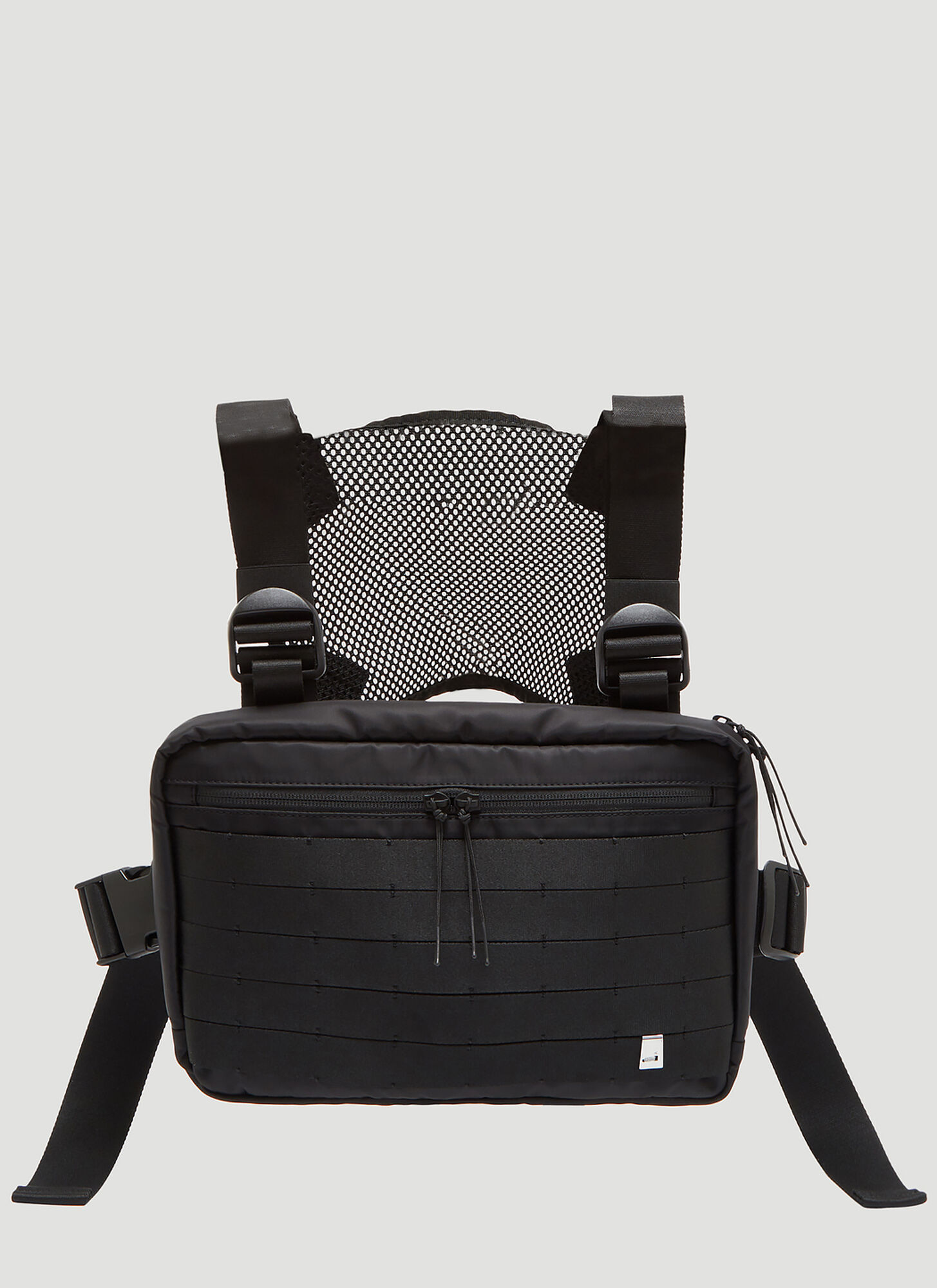 1017 ALYX 9SM Classic Chest Rig in Black size One Size