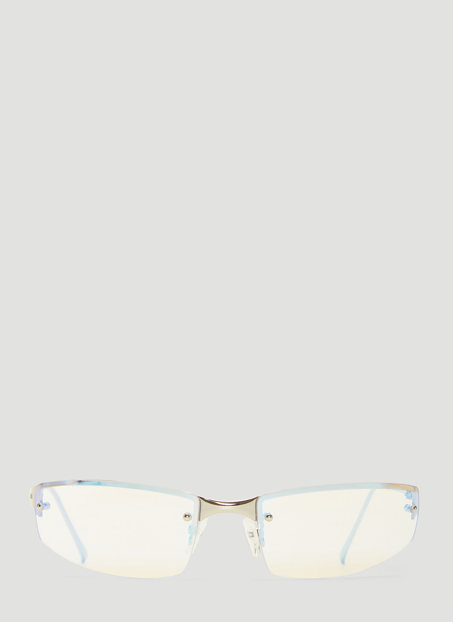 GmbH Halcyon Sunglasses in Silver