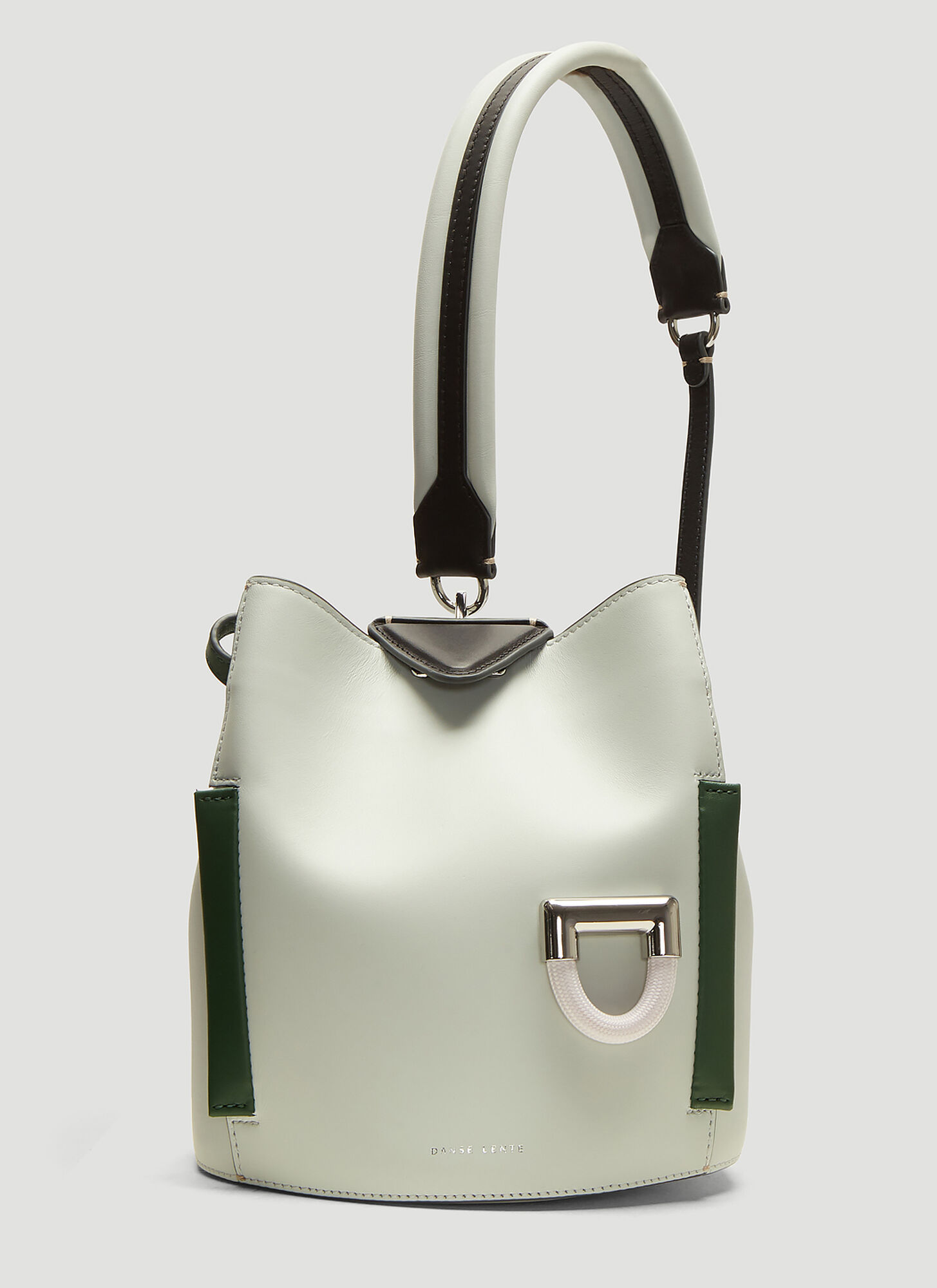 Danse Lente Josh Shoulder Bag in Green