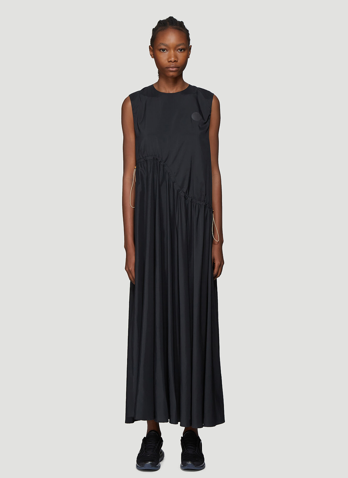 Laerke Andersen Wave Dress in Black