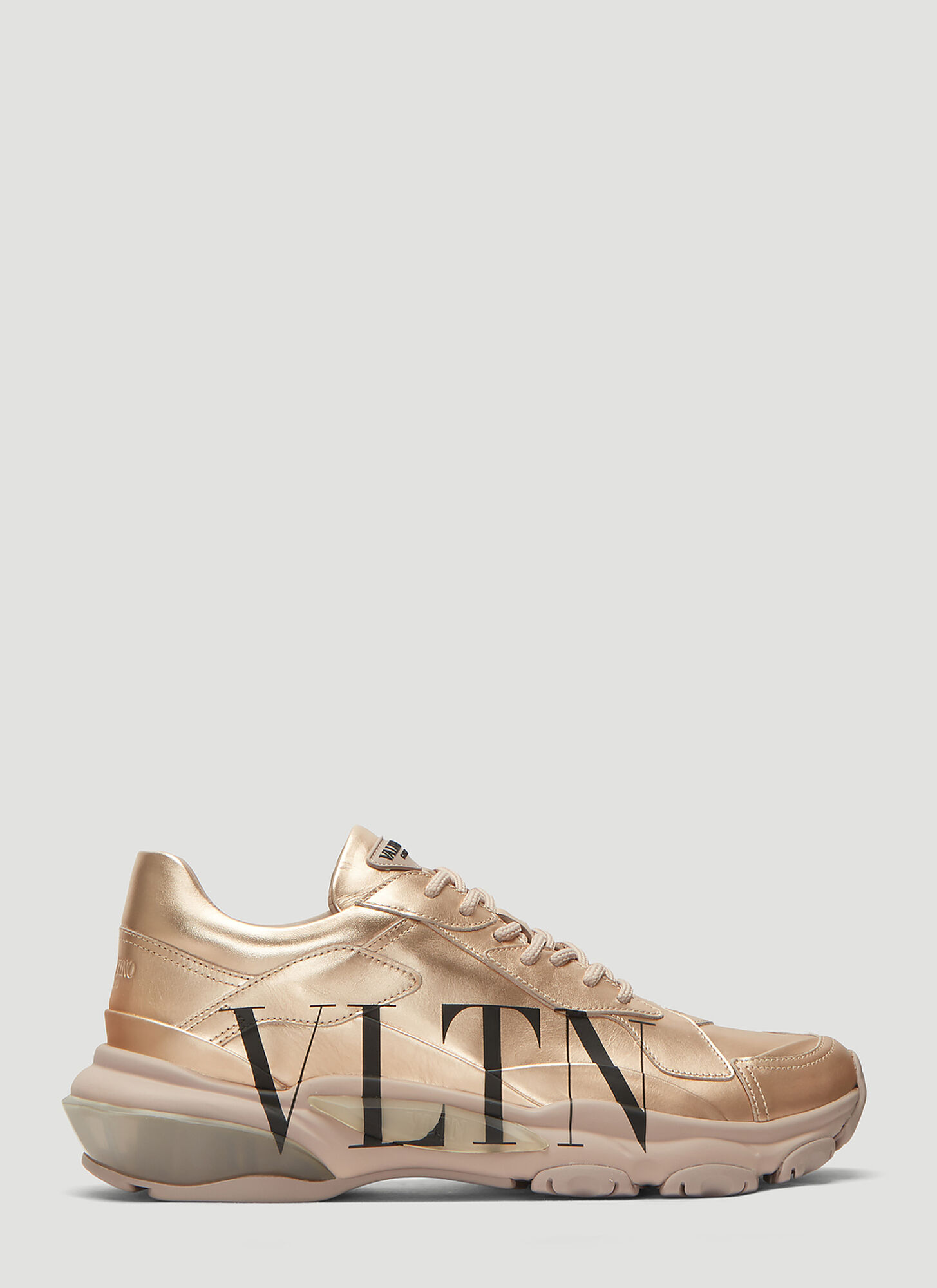 Valentino VLTN Chunky Sneakers in Pink