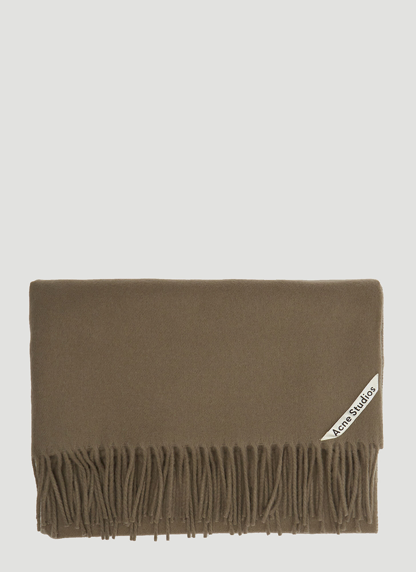 Acne Studios Canada New Scarf in Brown