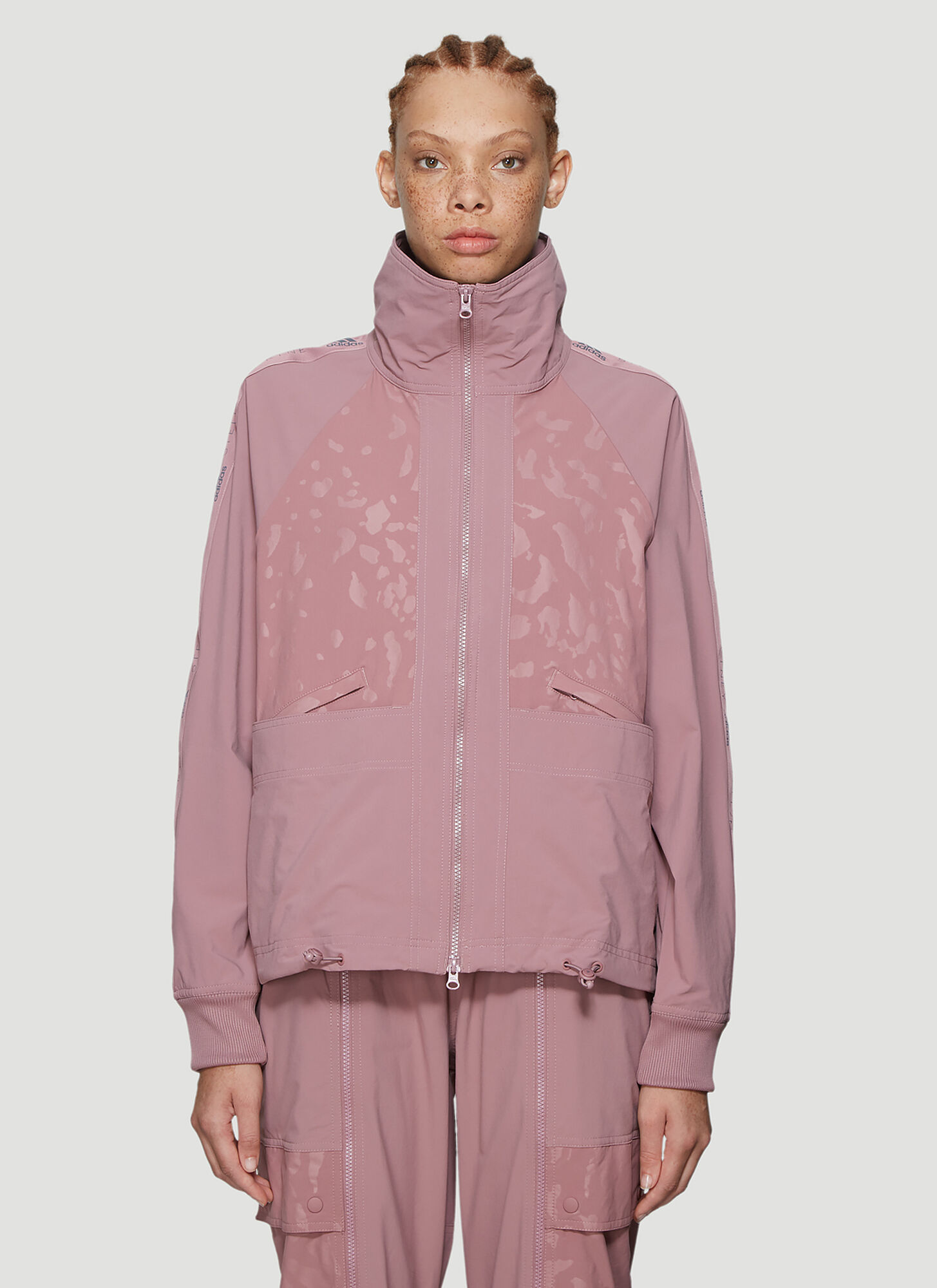 adidas by Stella McCartney Performance Track Top in Pink