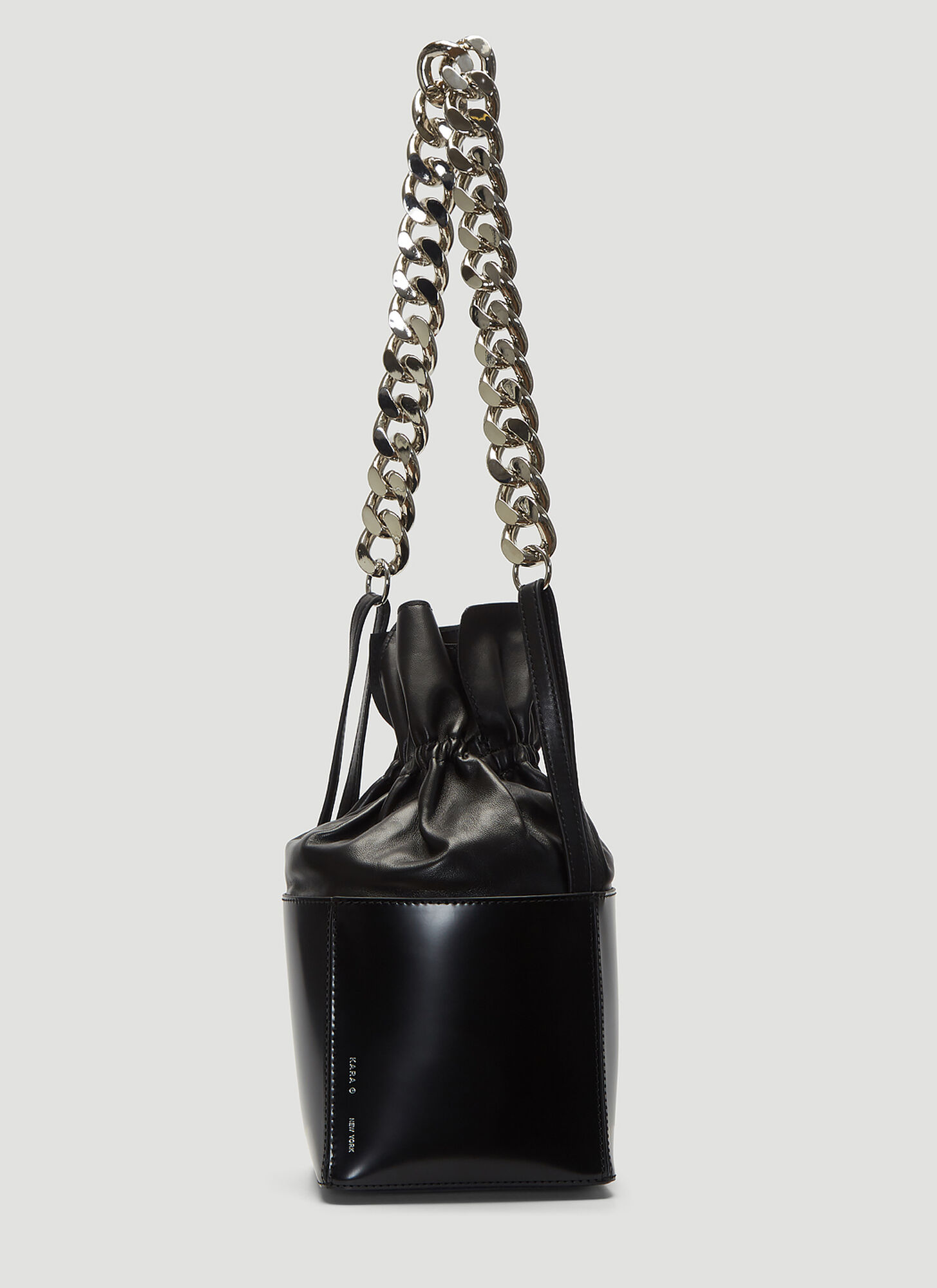 Kara Dirt Bag in Black