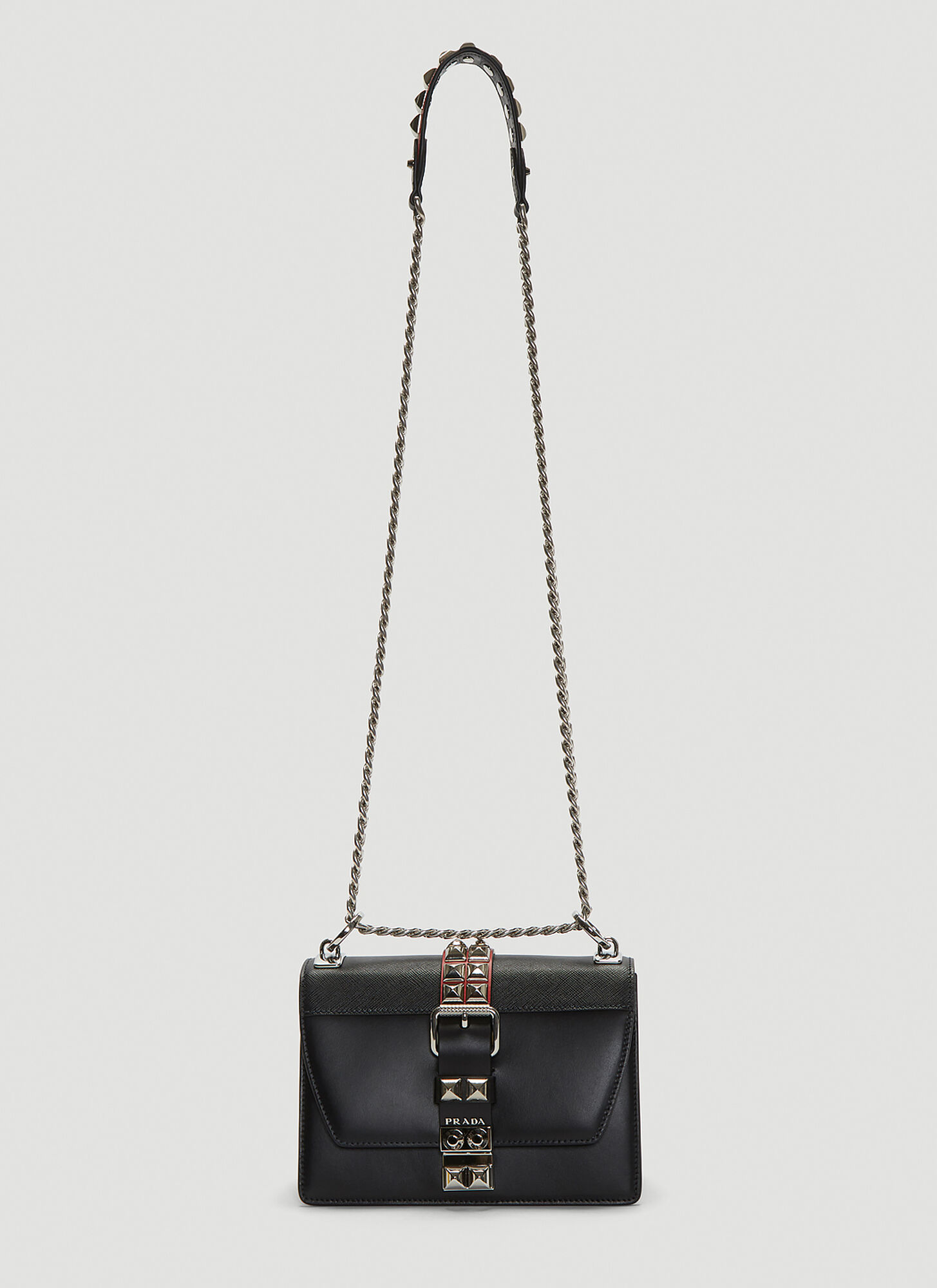 Prada Electra Medium Bag in Black